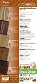 Plancher stratifié - quickstyle.com - Page 2