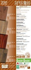 Plancher stratifié - quickstyle.com - Page 3