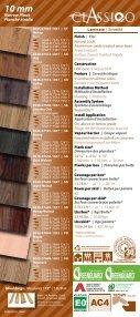 Plancher stratifié - quickstyle.com - Page 4