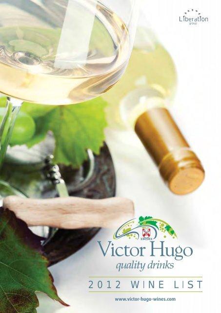 Download 2012 Wine List Victor Hugo Wines