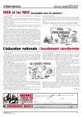 le combat syndicaliste - CNT - Page 3