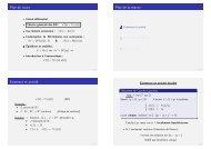 Systèmes Dynamiques [3mm] Stabilité et Commande - AO 102 - Ensta