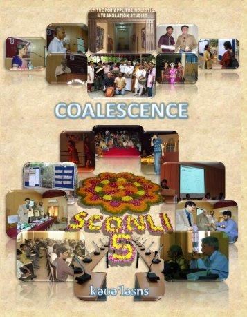 coalescence - sconli