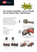 Catalogue de louchets Titan - Toro - Page 2