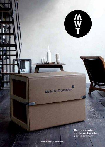 Télécharger le catalogue - Malle W. Trousseau