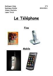 1) Qui a inventer le téléphone fixe
