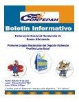 BOLETIN INFORMATIVO Boxeo.pdf - Condepah - Page 2