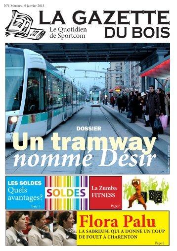La Gazette du Bois - Insep