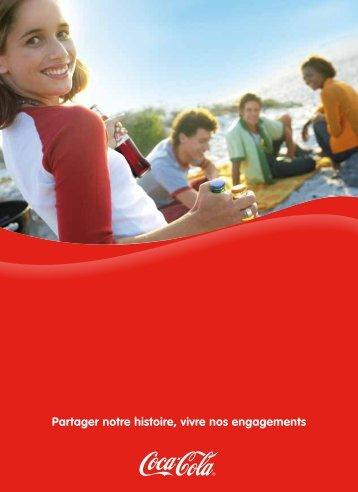 Brochure Corporate - Coca-Cola France