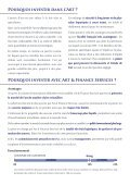 Art & Finance Services - Page 3