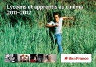la brochure 2011-12 - ACRIF