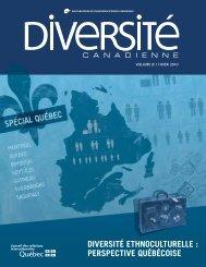 Diversité ethnoculturelle - Immigration et communautés culturelles ...