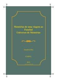 Memórias de uma viagem ao Funchal Universos de ... - LusoSofia