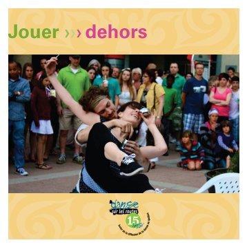 2013 - La danse sur les routes
