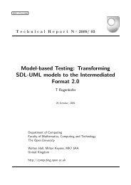 Model-based Testing: Transforming SDL-UML models to the ...