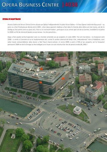 Acesta cladire de birouri OPERA CENTER situata pe Splaiul ...