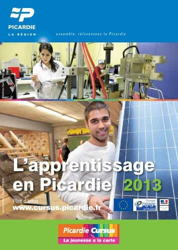 Télécharger le guide complet - Portail de la formation en Picardie ...