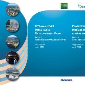 Plan de développement intégré de la rivière des Outaouais Ottawa ...