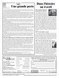 Mari, père de famille, conseiller, homme intègre et simple, Acadien ... - Page 4