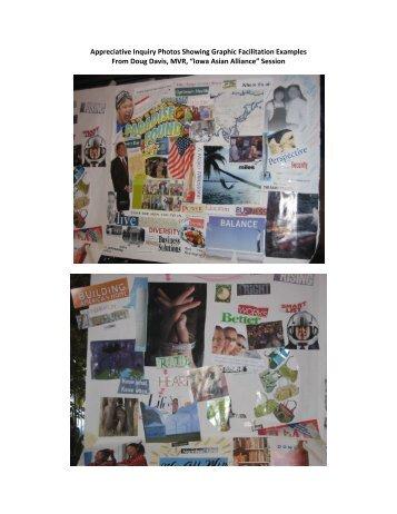 Appreciative Inquiry Photos Showing Graphic Facilitation Examples ...