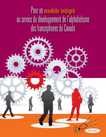 Pour un modèle intégré au service du développement de l ...