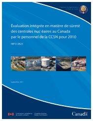 Évaluation intégrée en matière de sûreté des centrales nucléaires ...