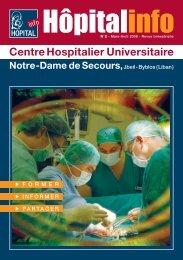 Centre Hospitalier Universitaire Notre-Dame de Secours