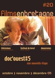 #20 doc'ouest#5 - Films en Bretagne