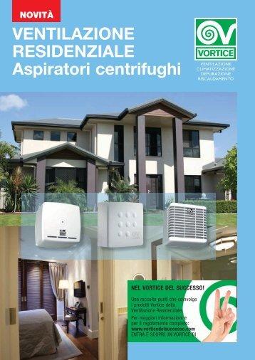 Vent._Resid._Aspiratori_centrifughi - Vortice