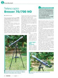Telescopio Bresser 70/700 NG