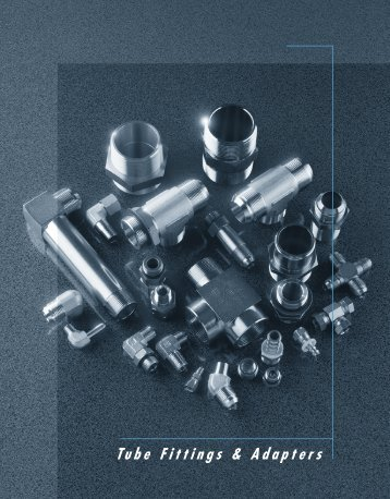 Tube Fittings & Adapters - Coastalhydraulics.net
