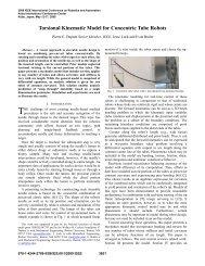 Torsional Kinematic Model for Concentric Tube Robots