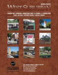 West Suburban Community Guide - Pioneer Press Communities ...