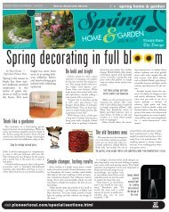 HOME GARDEN - Pioneer Press Communities Online
