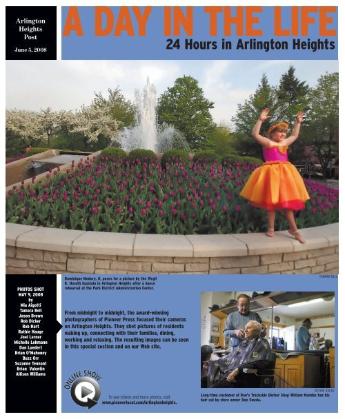 24 Hours in Arlington Heights - Pioneer Press Communities Online