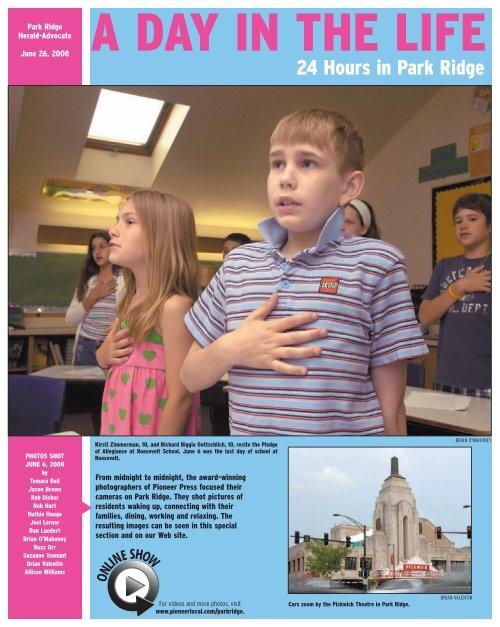 24 Hours in Park Ridge - Pioneer Press Communities Online