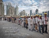 Slaves of Dubai - Vision Project