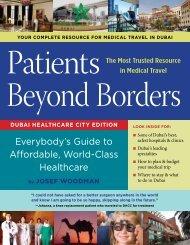 Dubai Healthcare City Edition - Patients Beyond Borders