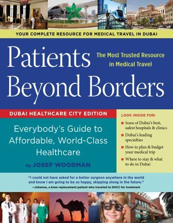 Dubai Healthcare City Edition - Patients Beyond Borders