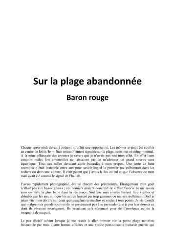 baron plagex - Rêves de femme