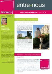 Un Piverdie Fashion Flower sous le signe de l ... - Groupe Sicamus