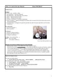 Conte de la rate blanche - Henri Pourrat