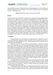 1 Características Essenciais à Formação de Redes de ... - Anpad