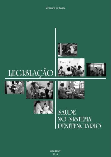 LEGISLAÇÃO - BVS Ministério da Saúde