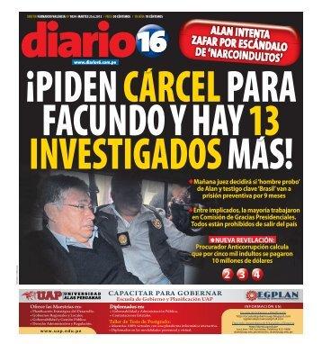 ALAN INTENTA ZAFAR POR ESCÁNDALO DE ... - Diario16