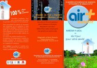 Habitat + sain = Air + pur pour votre santé - Air + habitat vous ...