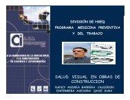 SALUD VISUAL Y AUDITIVA - Colegio Gestión de Riesgo