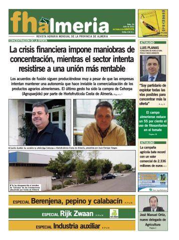 Julio 2012 - Frutas y Hortalizas de Almería