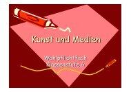 Wahlpflichtfachvorstellung 2010 Kl 5 KuM - Anne-Frank-Realschule ...