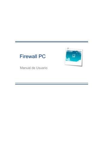 Manual de usuario del Anti-Intrusos PC - Movistar